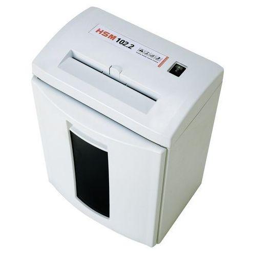 Niszczarki, HSM 102.2 3,9 mm