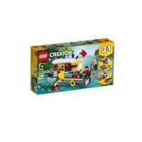 Łodzie i statki dla dzieci, Lego CREATOR 31093 Łódź mieszkalna 3w1