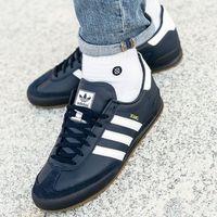 Męskie obuwie sportowe, Adidas Jeans (BD7682)