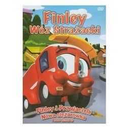 Finley wóz strażacki - Nowa ciężarówka. Darmowy odbiór w niemal 100 księgarniach!