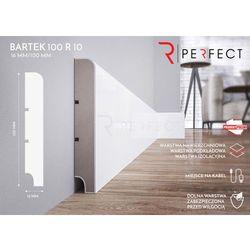 Listwa przypodłogowa MDF Bartek 100 R10 - 16x100x2620 mm
