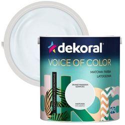 Farba Dekoral Voice of Color skandynawska szarość 2 5 l