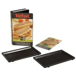 Tefal XA800312 płyty do opiekacza snack collection panini/grill