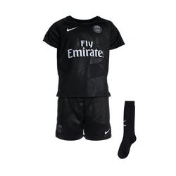 Nike Performance T PARIS ST. GERMAIN SET Artykuły klubowe black/pure platinum