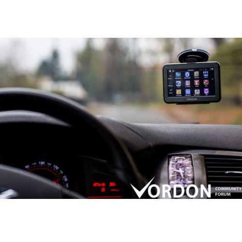 Nawigacja samochodowa, Vordon 4.5