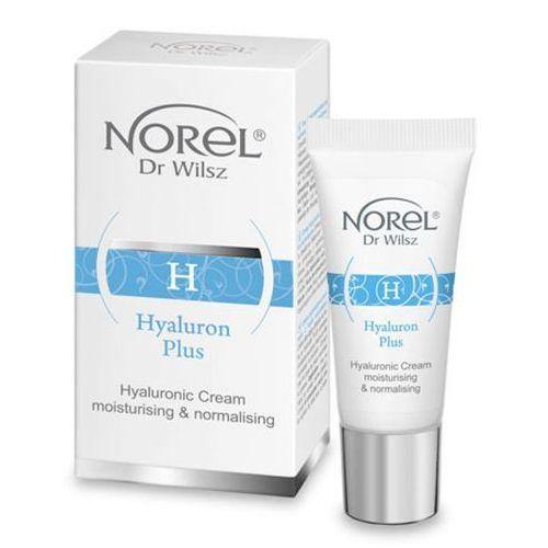 Pozostała pielęgnacja, Norel (Dr Wilsz) HYALURON PLUS HYALURONIC CREAM MOISTURIZING AND BALANCING Hialuronowy krem nawilżająco - normalizujący (DS507)