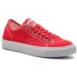 Tenisówki ASICS - ONITSUKA TIGER Ok Basketball Lo 1183A204 Classic Red/Classic Red 601
