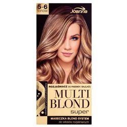 Joanna Multi Blond Super Rozjaśniacz do pasemek 5-6 tonów - Joanna