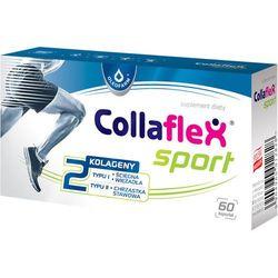 Collaflex Sport, 60 kapsułek DARMOWA DOSTAWA od 39,99zł do 2kg!