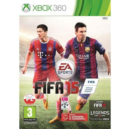 Gry na Xbox 360, Fifa 15 (Xbox 360)