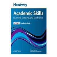 Pamiętniki, dzienniki, listy, Headway Academic Skills: 3: Listening, Speaking, and Study Skills Student's Book