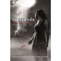 Książki horrory i thrillery, Crescendo (opr. miękka)