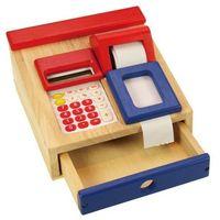 Kuchnie dla dzieci, Kasa sklepowa z kalkulatorem i pieniążkami