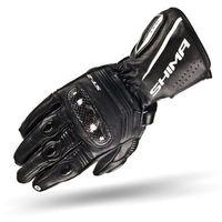 Rękawice motocyklowe, RĘKAWICE SHIMA ST-2 czarne