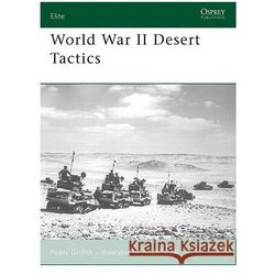 World War II Desert Tactics (E.#162) (opr. miękka)