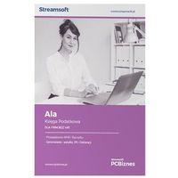 Programy kadrowe i finansowe, Streamsoft PCBIZNES ALA Księga podatkowa dla firm bez VAT