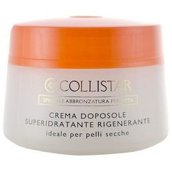Collistar After Sun krem regenerujący i nawilżający po opalaniu (Supermoisturizing Regenerating After Sun Cream) 200 ml
