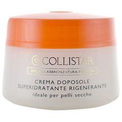 Collistar After Sun krem regenerujący i nawilżający po opalaniu (Supermoisturizing Regenerating After Sun Cream) 200 ml
