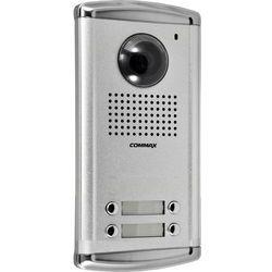 Kamera 4-abonentowa z regulacją optyki i czytnikiem RFID Commax DRC-4AC2/RFID