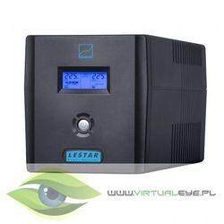 Lestar Zasilacz awaryjny SIN-1050X SINUS LCD 4xIEC USB RJ11