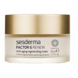 Sesderma Factor G Renew Rejuvenating Cream (W) regenerujący krem do twarzy przeciwstarzeniowy 50ml