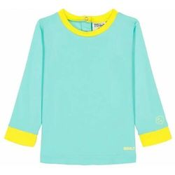 Ki-ET-LA koszulka kąpielowa dziecięca z ochroną UV 12 miesięcy, zielony