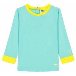 Ki-ET-LA koszulka kąpielowa dziecięca z ochroną UV 6 miesięcy, zielony