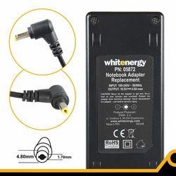 Whitenergy Zasilacz 18.5V 4.5A 83W wtyczka 4.8 x 1.7mm HP Compaq