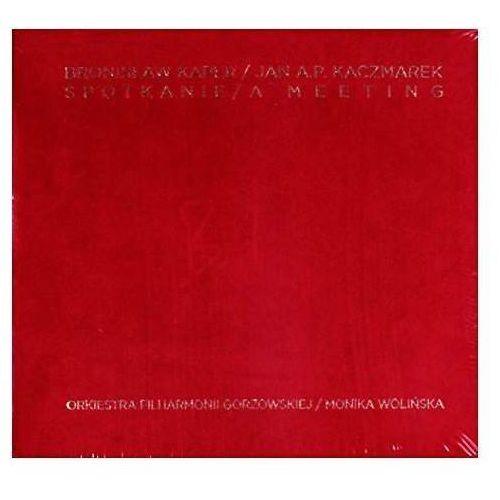 Pozostała muzyka rozrywkowa, Bronislaw Kaper / Jan A. P. Kaczmarek Spotkanie (Limited Deluxe Edition)