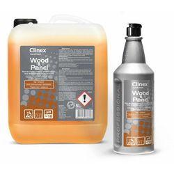 Wood&Panel Clinex 5L - Płyn do mycia podłóg laminowanych oraz drewnianych lakierowanych