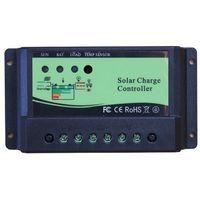 Baterie słoneczne, Regulator ładowania NV10eco 10A 12V/24V DC