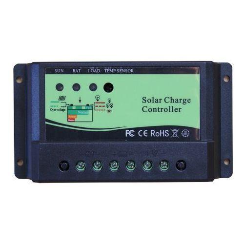 Baterie słoneczne, Regulator ładowania NV15eco 15A 12V/24V DC