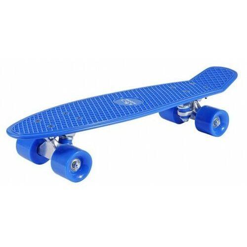 Pozostały skating, Deskorolka Retro Sky Blue Hudora