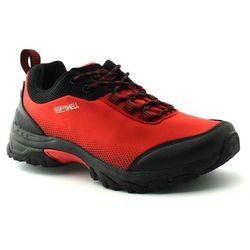Buty sportowe American Club Softshell WT05/20 Czerwone - Czerwony