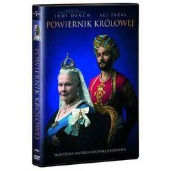 Powiernik królowej (DVD)
