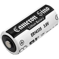 ER14335 1650mAh 5.94Wh Li-SOCl2 3.6V (Cameron Sino)