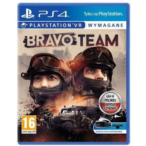 Gry na PS4, Bravo Team VR (PS4)