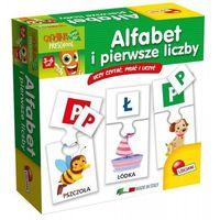 Puzzle, Carotina Alfabet i pierwsze liczby - .