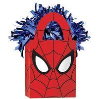 Balony, Obciążnik ciężarek do balonów napełnionych helem - Spiderman - 156 g.