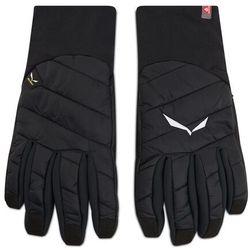 Rękawice narciarskie SALEWA - Ortles 2 Prl Gloves 26813 Black Out 0912