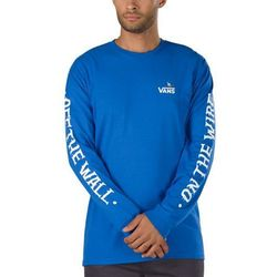 koszulka VANS - Vans X Anti Hero On The Wire Ls Royal Blue (RYB) rozmiar: S