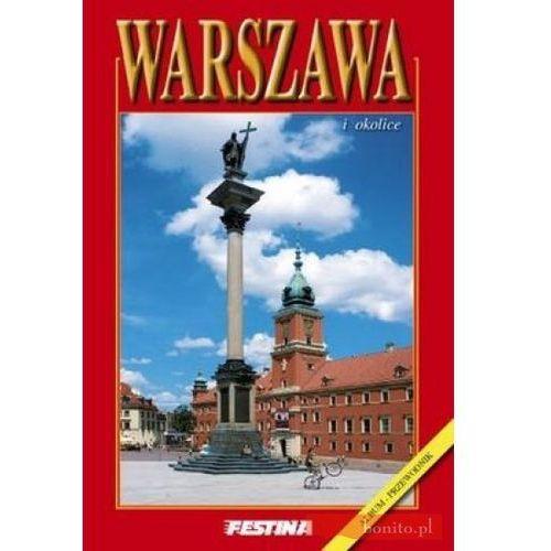 Albumy, Warszawa i okolice (opr. broszurowa)