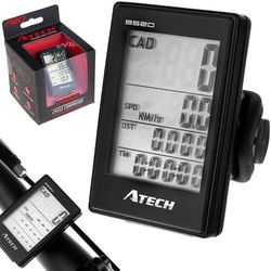 Licznik ATECH BS-20 bezprzewodowych 20 funk. kadencja