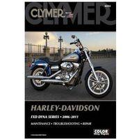 Biblioteka motoryzacji, Clymer Manuals Harley-Davidson FXD Dyna Series 2006-2011 M254