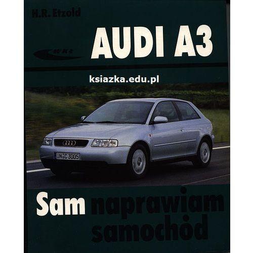 Biblioteka motoryzacji, Audi A3 (opr. kartonowa)