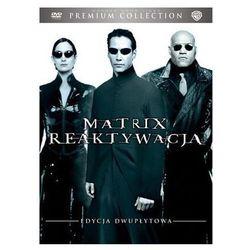 Matrix reaktywacja (2 dvd) premium collection (Płyta DVD)