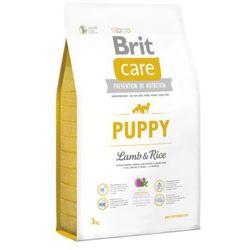 Brit care puppy all breed lamb & rice - 3kg