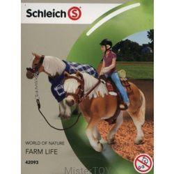 Schleich, Zestaw do jazdy konnej