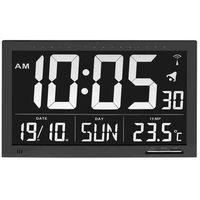 Zegary, TFA 60.4505 Radio controlled Wall Clock Darmowy odbiór w 21 miastach!