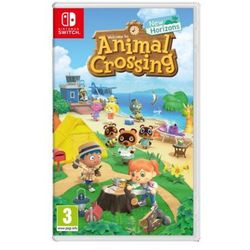 Animal Crossing: New Horizons Gra NINTENDO SWITCH DARMOWY TRANSPORT
